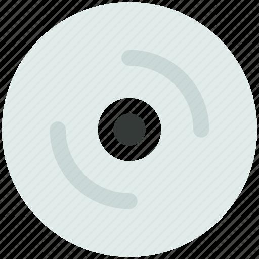 cd, disc, dvd, game disc icon icon