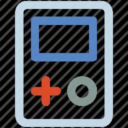 device, game, gameboy, nintendo, video icon icon