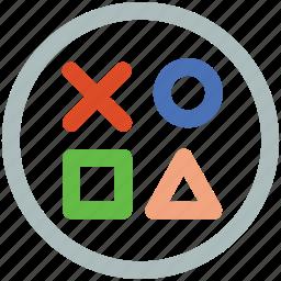 baby, blocks, puzzle, toy icon icon