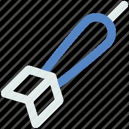 arrow, dart icon icon
