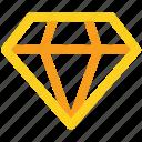 brilliant, diamond icon, excelent icon