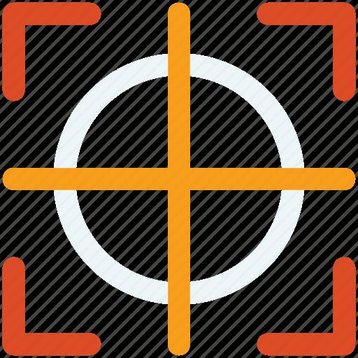 cropping, cropping target, goal, target icon icon