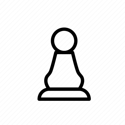 chess, entertainment, freetime, fun, gaming, patience, pawns icon