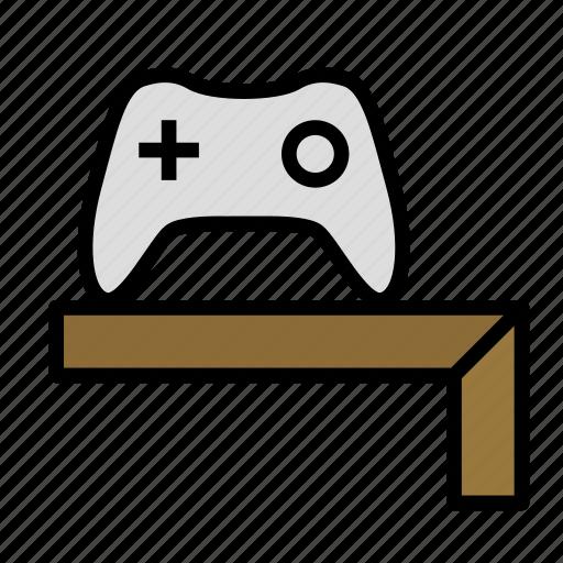 entertainment, freetime, fun, game, gaming, handledesk icon
