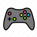 entertainment, freetime, fun, game, gaming, handler5 icon