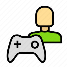 boy, entertainment, freetime, fun, game, gaming icon