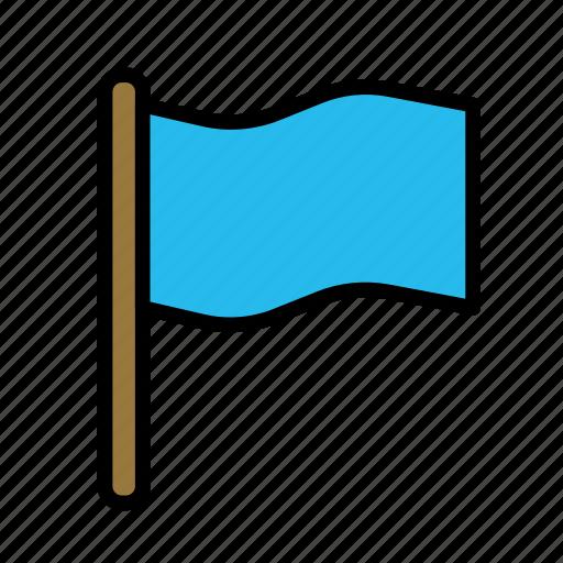 entertainment, flag, freetime, fun, gaming icon