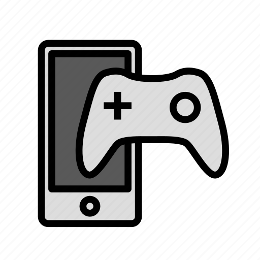entertainment, freetime, fun, game, gaming, mobile icon