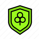 entertainment, freetime, fun, gaming, protection, securitypeace, shield icon