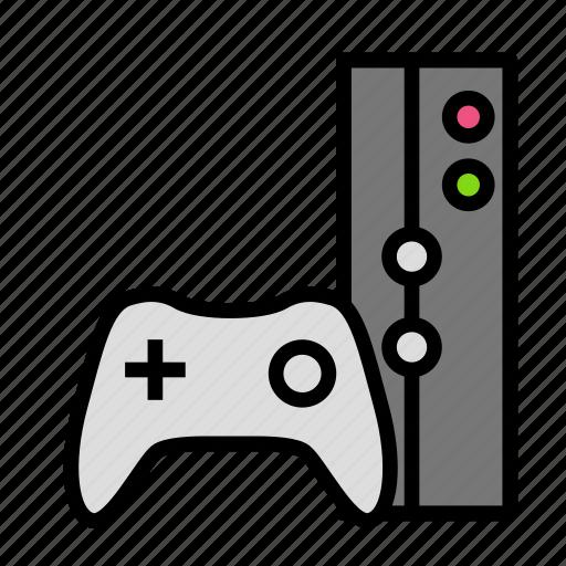 entertainment, freetime, fun, gaming, xbox icon