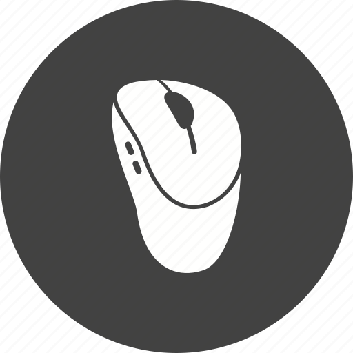 Computer, laptop, mouse, scroll, single, work icon - Download on Iconfinder