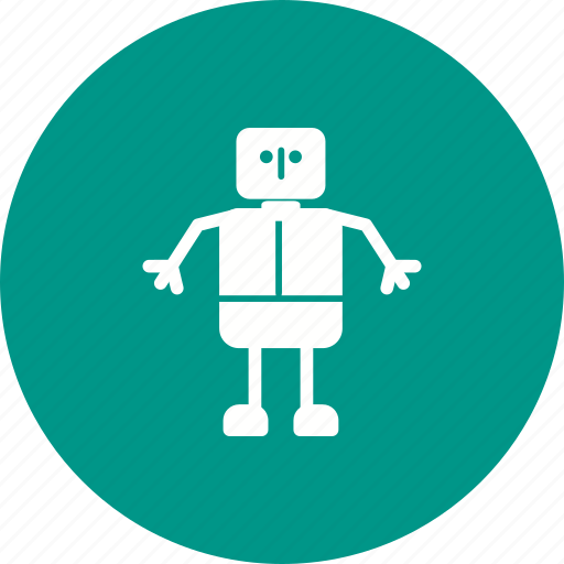 Automatic, future, robot, robotic, technology icon - Download on Iconfinder