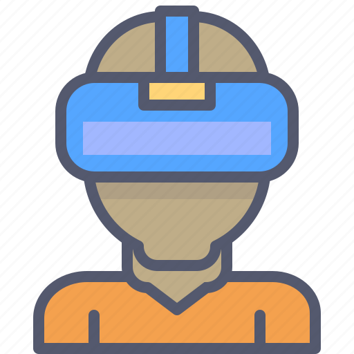 Console, glasses, virtual, vr icon - Download on Iconfinder