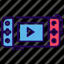 gameboy, handheld game, nintendo, nintendo portable game, super nintendo, video game, video games device icon