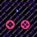 handheld game, nintendo, nintendo portable game, super nintendo, video gameboy, video games device icon