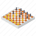 board game, chess board, chess game, indoor game, logical game
