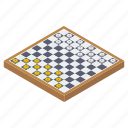 board game, check board, checkers, chess game, indoor game