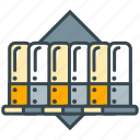 ammo, ammunition, bullets, game, gaming, play icon