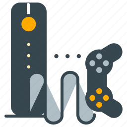console, control, controler, game, gaming, joystick, stick icon