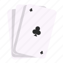 cards, fortune, gambling, game, poker, solitaire