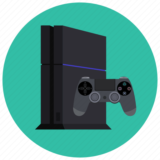console, controller, electronic, gaming, playstation, technology icon