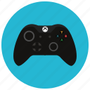 controller, electronic, gaming, leisure, technology icon