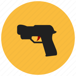 entertainement, gaming, gun, hunt, leisure, shoot, target icon