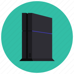 console, entertainment, gaming, leisure, playstation, technology icon