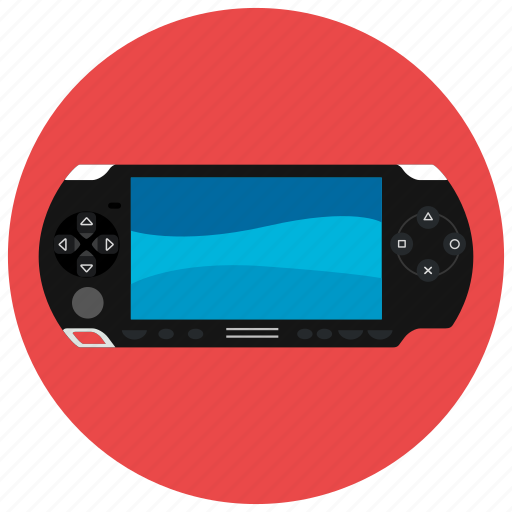 console, entertainment, gaming, leisure, playstation, portable icon