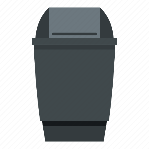 bin, can, container, garbage, recycle, trash, waste icon