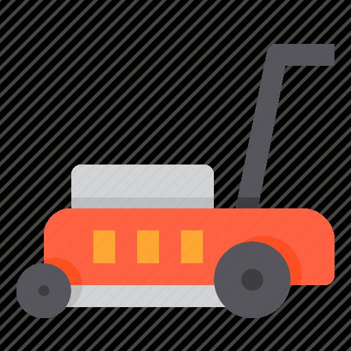 equipment, garden, mowers, plant, tool icon