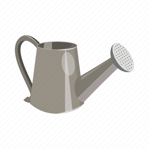 Can, cartoon, container, cultivate, grow, water, watering icon - Download on Iconfinder