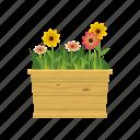 bed, blog, cartoon, flower, garden, nature, plant