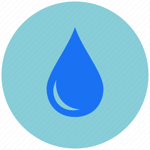 drop, paint drop, rain, water, water drop, water droplet icon