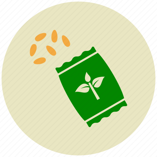 garden, gardening, germ, plant, planting seeds, seed, seeds icon
