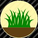 eco, garden, gardening, green, nature, weed icon