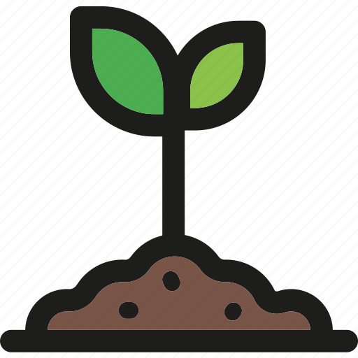 environment, forest, garden, green, leaf, leaves, plant icon