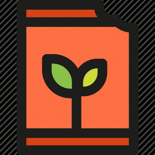 flower, garden, gardening, plant, pocket, seeds icon