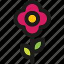 flower, gardening, garden, blossom, spring, floral, agriculture icon