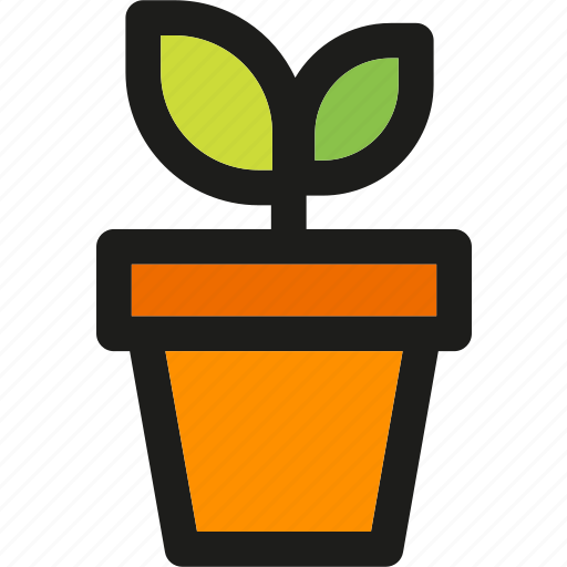 agriculture, eco, flower, gardening, leaf, nature, plant icon