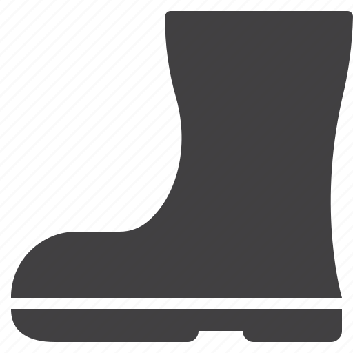 boot, footwear, safety icon