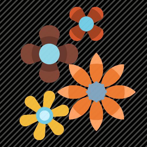 Blossom, botanical, flower, nature, petals icon - Download on Iconfinder
