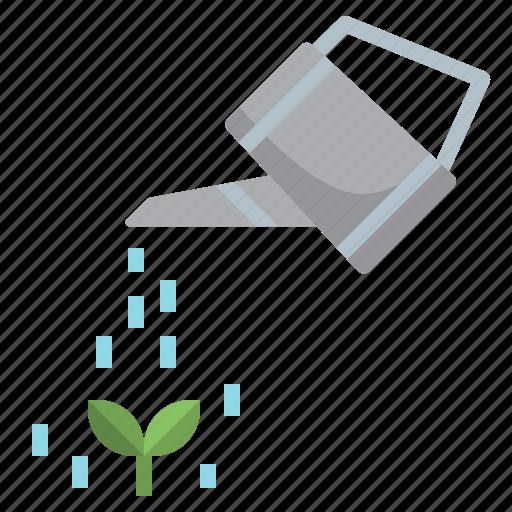 can, drop, farming, gardening, watering icon
