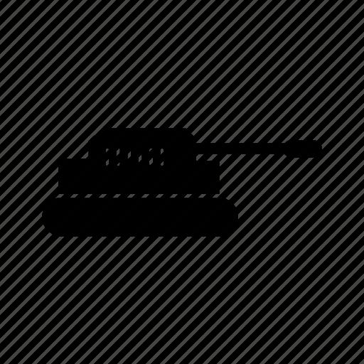 bomb, fire, military, tank, war icon