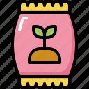 equipment, farming, fertilizer, garden, gardening, plant, seed