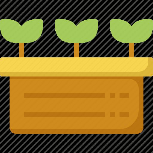 equipment, farming, garden, gardening, nature, plant, pot icon