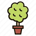flower, garden, gardening, nature, plant, pot, tree icon