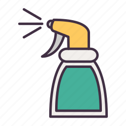 gardening, spray, sprayer, sprinkler, tools icon