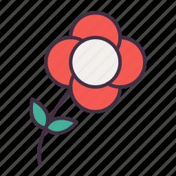flower, gardening, nature, plant icon