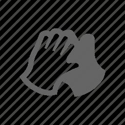 equipment, gardening, gardens, glove, tool icon